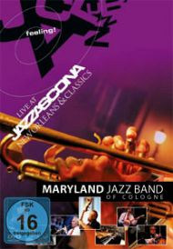 "DVD ""Maryland Jazz Band<br>Live at JazzAscona 2007"""