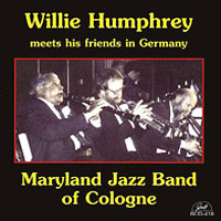 Willie Humphrey meets his friends in Germany (BCD 418)