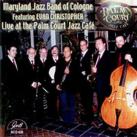 Live at the Palm Court Jazz Café (BCD 456)