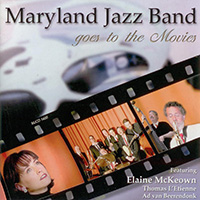 Maryland Jazz Band Goes to the Movies (MJCD 1405)