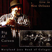 Live in New Orleans (MJCD 1912)