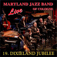 Live at 19. Dixieland Jubilee Ludwigsburg (CACD 8444)